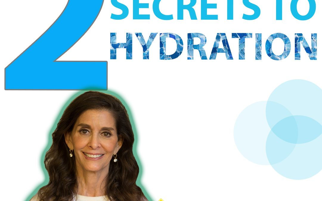 The Two Secrets of Proper Hydration