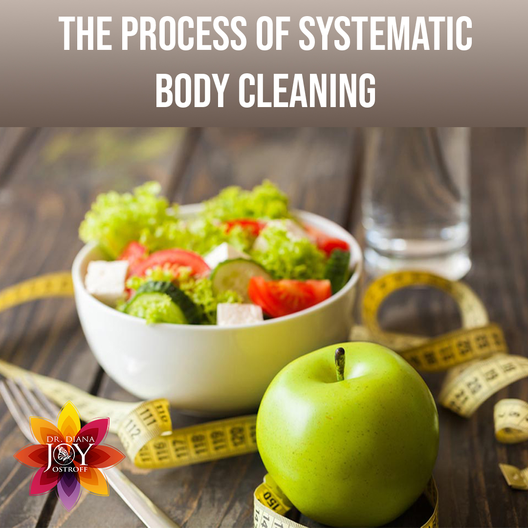 The Process of Systematic Body Cleaning