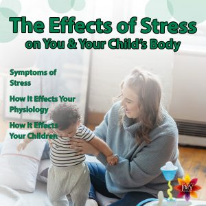 effects of stress on children from parents