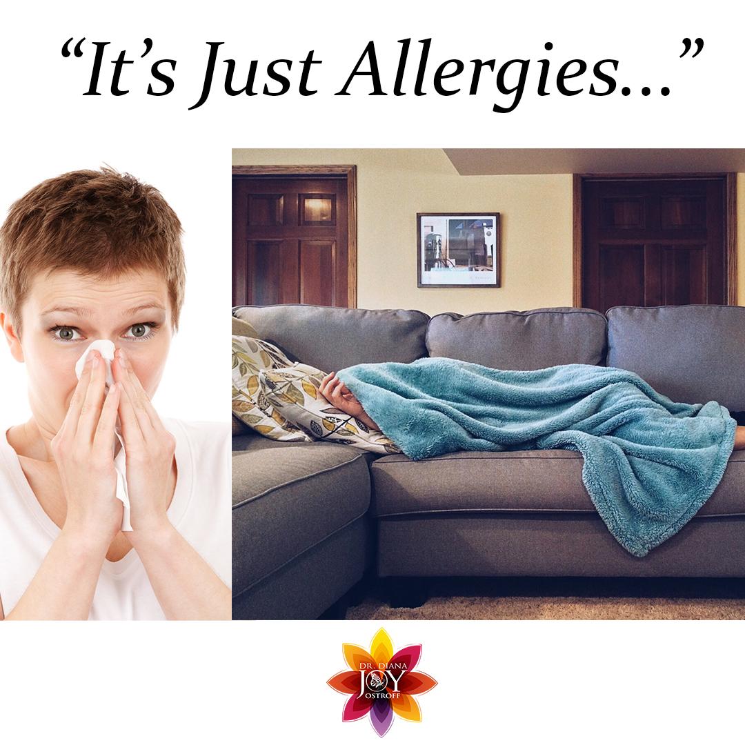 Allergies – A Naturopath Approach