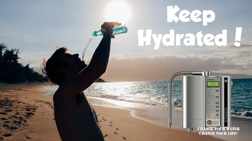 Keep Hydrated!