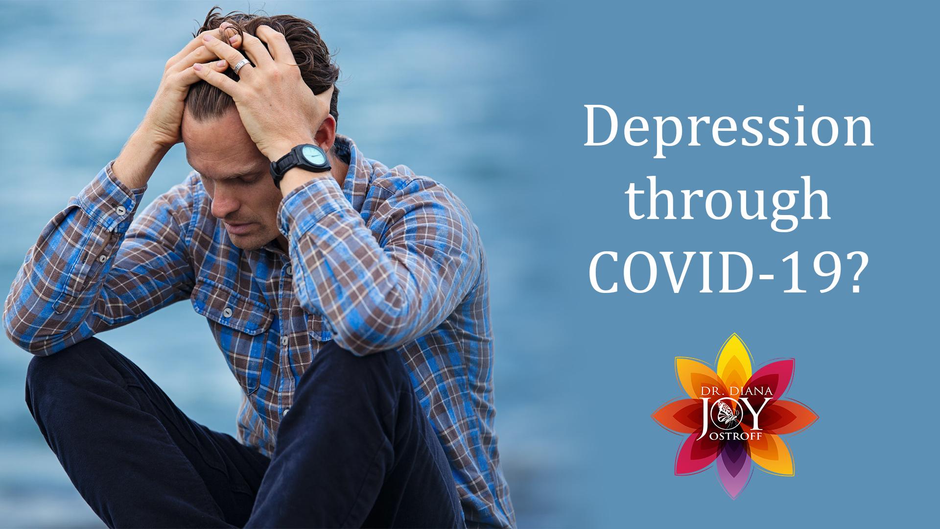 Depression through COVID-19?